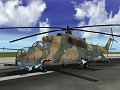 Mi-24 Hind for FS2002